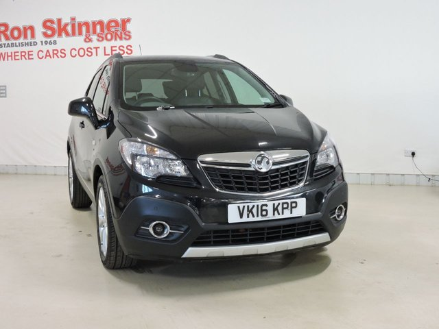View our 2016 16 VAUXHALL MOKKA 1.6 SE S/S 5d 114 BHP