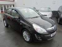 2011 VAUXHALL CORSA 1.4 SE 5d AUTO 98 BHP £6495.00