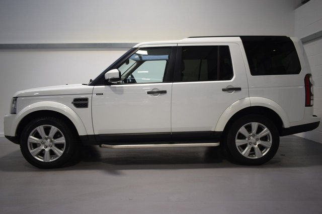 USED 2014 64 LAND ROVER DISCOVERY 3.0 SDV6 XS 5d AUTO 255 BHP
