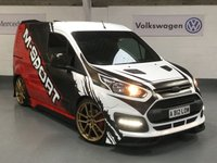 USED 2016 16 FORD TRANSIT CONNECT 1.6 200 LIMITED P/V 1d 114 BHP M-SPORT