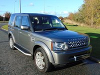 2010 LAND ROVER DISCOVERY 3.0 4 TDV6 GS 5d AUTO 245 BHP £14990.00