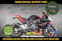 USED 2010 59 APRILIA RSV4 R 1000CC GOOD & BAD CREDIT ACCEPTED, OVER 500+ BIKES IN STOCK