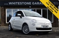 USED 2011 11 FIAT 500 1.2 POP 3d 69 BHP 14000 MILES, 2 LADY OWNERS, £30 TAX, LOVELY UNMARKED CONDITION.