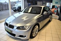 USED 2010 10 BMW 3 SERIES 3.0 325D M SPORT CONVERTIBLE  AUTO 195 BHP