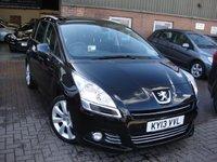 2013 PEUGEOT 5008 1.6 E-HDI ALLURE 5d AUTO 115 BHP £5280.00