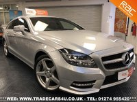 2013 MERCEDES-BENZ CLS CLASS CLS250 CDI SHOOTING BRAKE DIESEL ESTATE AMG SPORT PLUS £14650.00