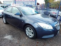 USED 2011 11 VAUXHALL INSIGNIA 2.0 ES CDTI ECOFLEX 5d 158 BHP REMOTE CENTRAL LOCKING, GREAT VALUE, BODY COLOURED BUMPERS, CD