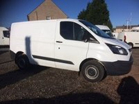 USED 2016 16 FORD TRANSIT CUSTOM 270 LR P/V ECO-TECH