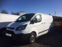 USED 2016 16 FORD TRANSIT CUSTOM 270 Swb Low Roof PANEL VAN