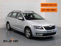 2013 SKODA OCTAVIA 1.6 SE TDI CR DSG 5d AUTO 104 BHP £7723.00
