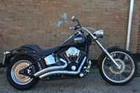 USED 2005 05 HARLEY-DAVIDSON FXSTBI 1450cc FXSTBI Night Train, 1450cc TCEFI  NIGHT TRAIN!