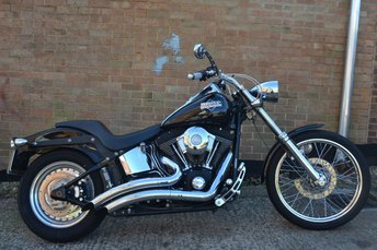 View our HARLEY-DAVIDSON FXSTBI