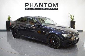 2008 BMW M3 4.0 M3 4d 415 BHP £14990.00