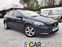 2013 VOLVO V40 2.0 D3 SE NAV 5d 148 BHP £8495.00