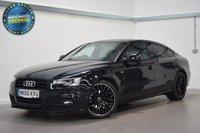 USED 2015 65 AUDI A5 2.0 TDI S LINE BLACK EDITION PLUS 5d AUTO 187 BHP