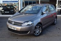 USED 2009 59 VOLKSWAGEN GOLF PLUS 1.6 TDI 105 SE 5dr FINANCE TODAY WITH NO DEPOSIT