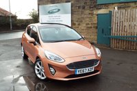 USED 2017 67 FORD FIESTA 1.0 B AND O PLAY TITANIUM 5d 99 BHP Touch Screen SAT NAV FULL Ford Service History