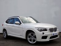 USED 2011 11 BMW X1 2.0 XDRIVE23D M SPORT 5d AUTO 201 BHP Beautiful Colour Combination and Example with Full Servicing History
