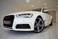 USED 2015 65 AUDI A6 2.0 TDI ULTRA S LINE BLACK EDITION S-TRONIC
