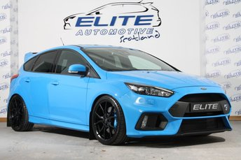 2016 FORD FOCUS 2.3 RS 5d 346 BHP £28495.00