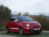 USED 2010 10 ABARTH 500 1.4 ABARTH 3d 135 BHP