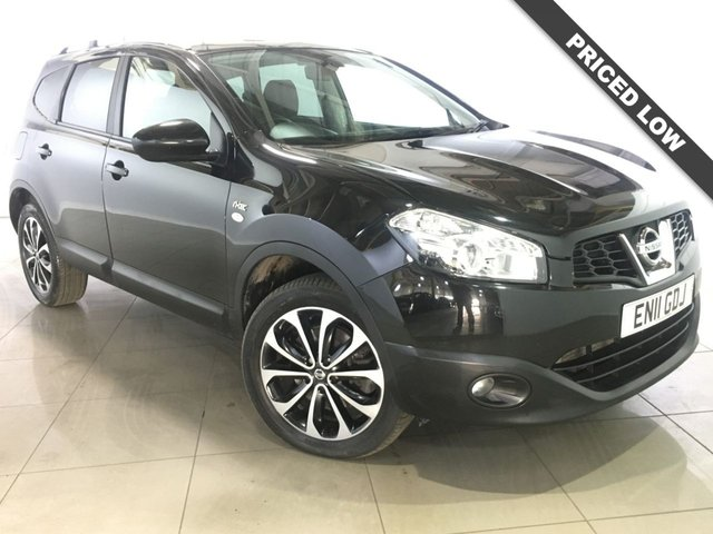 View our 2011 11 NISSAN QASHQAI+2 2.0 N-TEC PLUS 2 DCI 5d 148 BHP