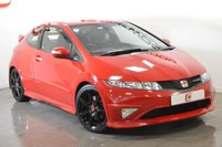 USED 2008 08 HONDA CIVIC 2.0 I-VTEC TYPE-R GT 3d 198 BHP LOW MILES + SERVICE HISTORY + FINANCE AVAILABLE