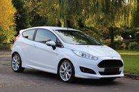 2014 FORD FIESTA 1.0 ZETEC S 3d 124 BHP £7690.00