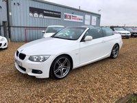 2013 BMW 3 SERIES 2.0 320D M SPORT 2d 181 BHP £11490.00