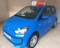 USED 2015 15 VOLKSWAGEN UP MOVE UP