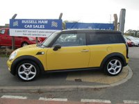 USED 2008 08 MINI CLUBMAN 1.6 COOPER 5d 118 BHP Low Mileage .4 Stamps Of Service History .New MOT & Full Service Done on purchase + 2 Years FREE Mot & Service Included After . 3 Months Russell Ham Quality Warranty . All Car's Are HPI Clear . Finance Arranged - Credit Card's Accepted . for more cars www.russellham.co.uk  - Spare Key-Book Pack