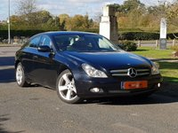 USED 2008 08 MERCEDES-BENZ CLS CLASS 3.0 CLS320 CDI 4d AUTO 222 BHP 1 OWNER FSH LOW MILES ONLY 30K