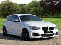 USED 2017 67 BMW 1 SERIES 3.0 M140I SHADOW EDITION 3d AUTO 335 BHP A whole lott a car!