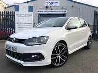 2014 VOLKSWAGEN POLO 1.2 R LINE TSI 3d 104 BHP £SOLD