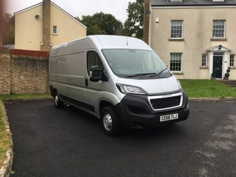 View our PEUGEOT BOXER BLUE HDI 335 L3H2 PROFESSIONAL P/V