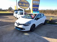 2013 RENAULT CLIO DYNAMIQUE MEDIA-NAV 1.5 DCI **ONE LADY OWNER**FRSH £6650.00