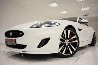 2012 JAGUAR XK 5.0 R 2d AUTOMATIC 503 BHP £37495.00