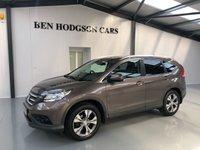 2012 HONDA CR-V 2.0 I-VTEC SR 5d AUTO 153 BHP £14995.00