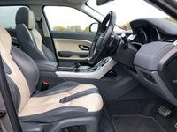 USED 2012 12 LAND ROVER RANGE ROVER EVOQUE 2.2 SD4 DYNAMIC AUTO 190 BHP 5 DR  ESTATE * PAN ROOF* TWO TONE LTHR*