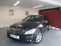 2012 MERCEDES-BENZ C CLASS 2.1 C220 CDI BLUEEFFICIENCY SE 4d 168 BHP £7995.00