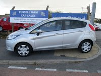 USED 2009 59 FORD FIESTA 1.4 EDGE TDCI 5d 68 BHP £20 Yearly Road Tax .New MOT & Full Service Done on purchase + 2 Years FREE Mot & Service Included After . 3 Months Russell Ham Quality Warranty . All Car's Are HPI Clear . Finance Arranged - Credit Card's Accepted . for more cars www.russellham.co.uk  - Spare Key & Owners Book Pack.