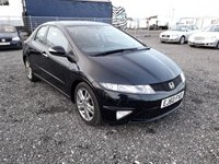 2010 HONDA CIVIC 2.2 I-CTDI SI-T 5d 138 BHP £SOLD