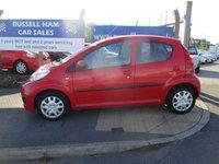 2011 PEUGEOT 107 1.0 URBAN 5d 68 BHP £3795.00
