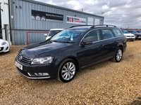 2013 VOLKSWAGEN PASSAT 2.0 HIGHLINE TDI BLUEMOTION TECHNOLOGY 5d 139 BHP £6490.00