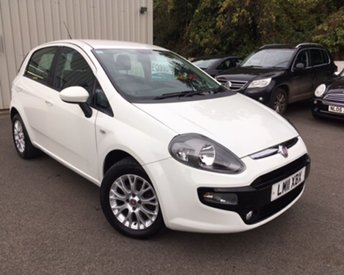 2011 FIAT PUNTO EVO 1.2 MYLIFE 5d 68 BHP £3995.00
