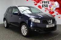 USED 2010 10 NISSAN QASHQAI 1.5 TEKNA DCI 5DR SAT NAV FULL SERVICE HISTORY FULL SERVICE HISTORY + 0% FINANCE AVAILABLE T&C'S APPLY + HEATED LEATHER SEATS + SAT NAVIGATION + REVERSE CAMERA + PANORAMIC ROOF + BLUETOOTH + BOSE PREMIUM SPEAKERS + CRUISE CONTROL + CLIMATE CONTROL + MULTI FUNCTION WHEEL + 18 INCH ALLOY WHEELS