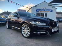 USED 2013 63 JAGUAR XF 2.2 D R-SPORT SPORTBRAKE 5d AUTO 200 BHP One Owner, Full Jag History, Great Spec, Exceptional!