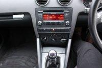 USED 2012 62 AUDI A3 1.6 SPORTBACK MPI TECHNIK 5d 101 BHP