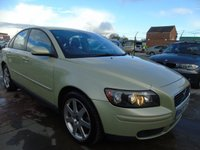 2005 VOLVO S40 1.8 SE FULL SERVICE LOW MILES MINT £1995.00