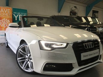 2015 AUDI A5 1.8 TFSI S LINE SPECIAL EDITION 2d 168 BHP £16990.00